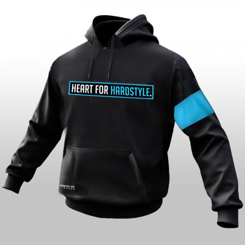 Heart for Hardstyle Hoodie