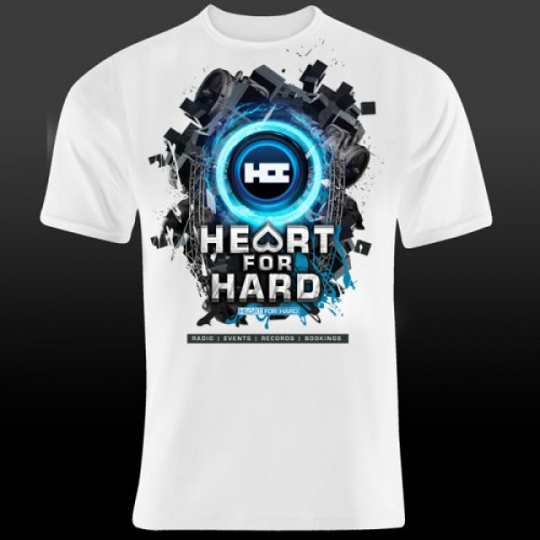 Heart for Hard T-Shirt