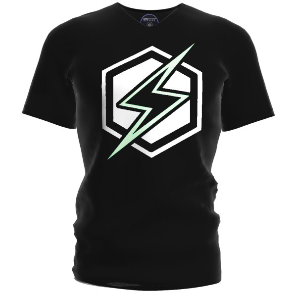 "Neroz ""Shock Sequence"" Glow Shirt"
