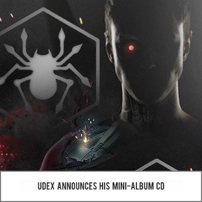 Udex announces Mini-Album
