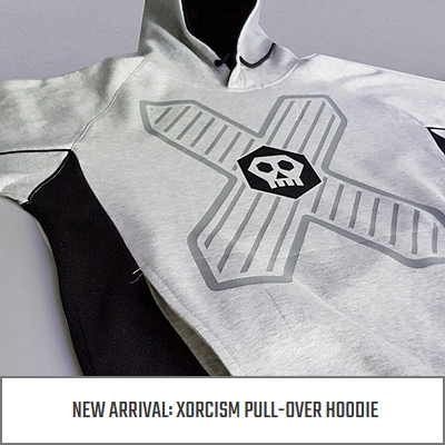 New Xorcism Hoodie